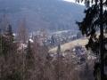 Pohled na Horní Maršov ze Staré hory