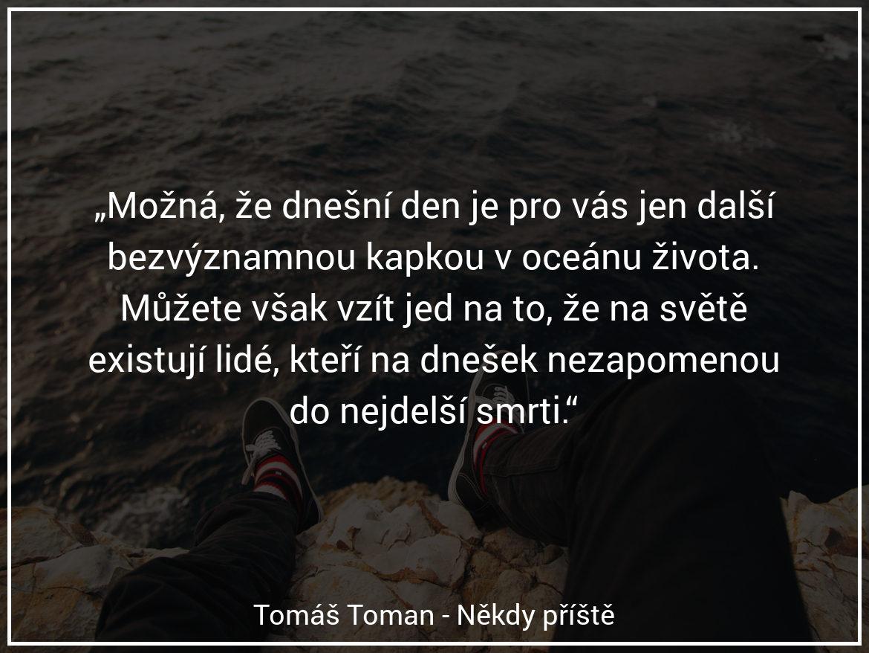 Tomáš Toman - Někdy příště